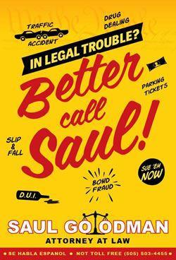locandina del film BETTER CALL SAUL - STAGIONE 1