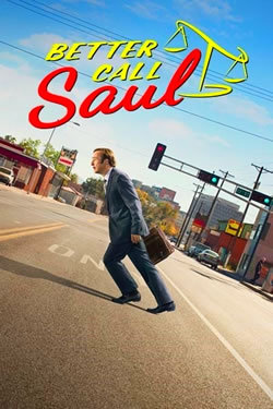 locandina del film BETTER CALL SAUL - STAGIONE 2
