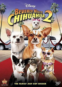 Beverly Hills Chihuahua 2 (2010)