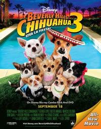 Beverly Hills Chihuahua 3 – Viva La Fiesta (2012)