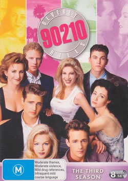 locandina del film BEVERLY HILLS, 90210 - STAGIONE 3