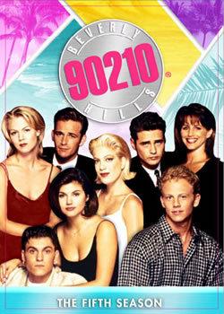 locandina del film BEVERLY HILLS, 90210 - STAGIONE 5