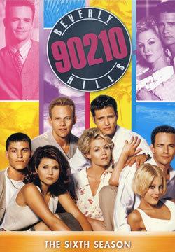 locandina del film BEVERLY HILLS, 90210 - STAGIONE 6