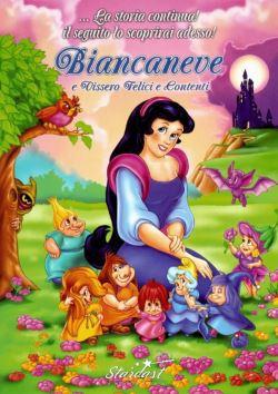 locandina del film BIANCANEVE - E VISSERO FELICI E CONTENTI