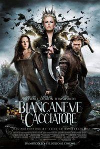 locandina del film BIANCANEVE E IL CACCIATORE