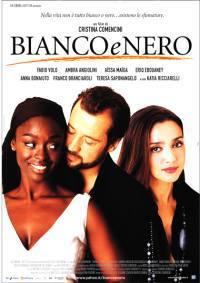 locandina del film BIANCO E NERO