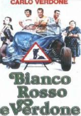 locandina del film BIANCO ROSSO E VERDONE