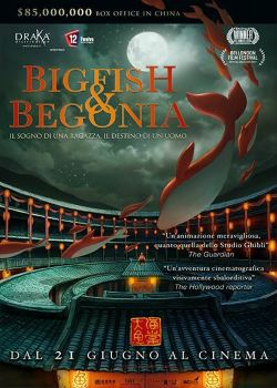 locandina del film BIG FISH & BEGONIA