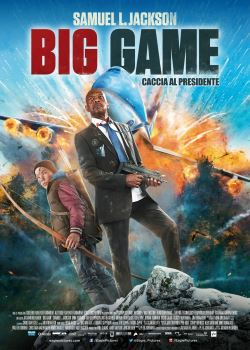 Big Game – Caccia Al Presidente (2015)