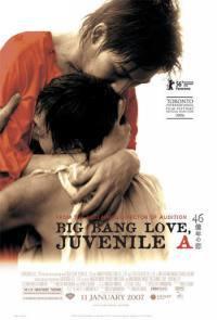locandina del film BIG BANG LOVE, JUVENILE A