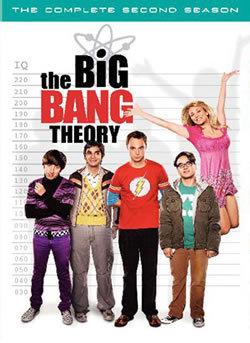 locandina del film BIG BANG THEORY - STAGIONE 2