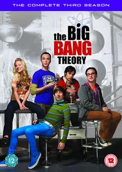 locandina del film BIG BANG THEORY - STAGIONE 3