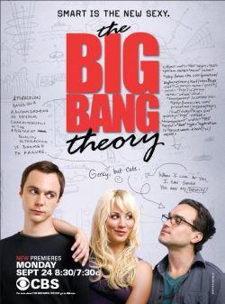 locandina del film BIG BANG THEORY - STAGIONE 4
