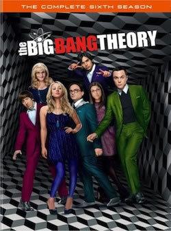 locandina del film BIG BANG THEORY - STAGIONE 6