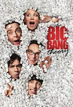 locandina del film BIG BANG THEORY - STAGIONE 8