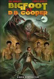 locandina del film BIGFOOT VS. D.B. COOPER