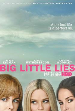locandina del film BIG LITTLE LIES - STAGIONE 1