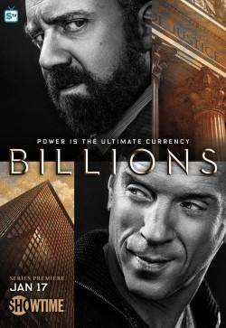 locandina del film BILLIONS - STAGIONE 1