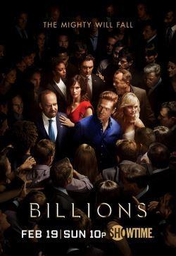 locandina del film BILLIONS - STAGIONE 2