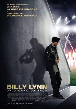 locandina del film BILLY LYNN - UN GIORNO DA EROE