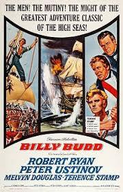 locandina del film BILLY BUDD
