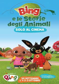 locandina del film BING E LE STORIE DEGLI ANIMALI