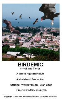 locandina del film BIRDEMIC: SHOCK AND TERROR