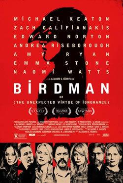 locandina del film BIRDMAN