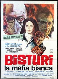 locandina del film BISTURI, LA MAFIA BIANCA
