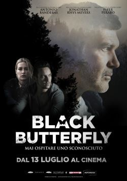 locandina del film BLACK BUTTERFLY