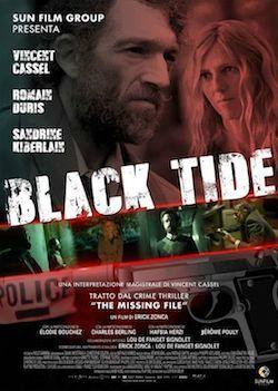 locandina del film BLACK TIDE