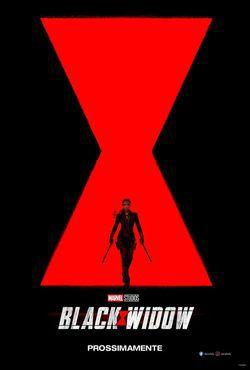 locandina del film BLACK WIDOW (2021)