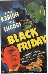 locandina del film BLACK FRIDAY