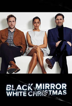 locandina del film BLACK MIRROR - WHITE CHRISTMAS