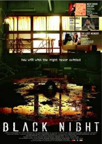 locandina del film BLACK NIGHT