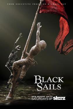 locandina del film BLACK SAILS - STAGIONE 2