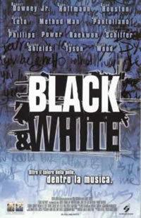 locandina del film BLACK & WHITE (1999)