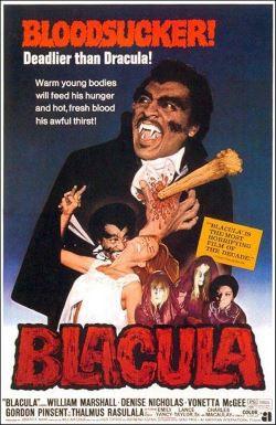 locandina del film BLACULA - IL VAMPIRO NEGRO