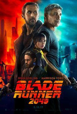 locandina del film BLADE RUNNER 2049