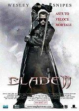 locandina del film BLADE 2