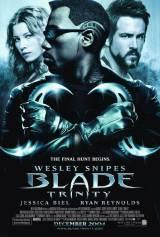 locandina del film BLADE: TRINITY