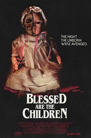 locandina del film BLESSED ARE THE CHILDREN