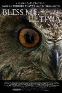 locandina del film BLESS ME, ULTIMA
