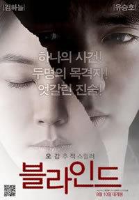 locandina del film BLIND (2011)