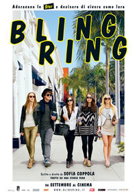 locandina del film BLING RING