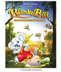 locandina del film BLINKY BILL