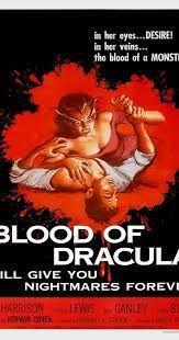 locandina del film BLOOD OF DRACULA