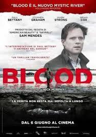 locandina del film BLOOD (2012)