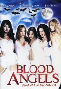 locandina del film BLOOD ANGELS