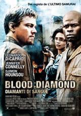 locandina del film BLOOD DIAMOND - DIAMANTI DI SANGUE